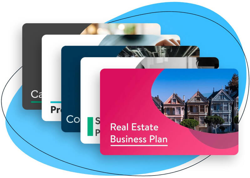 business presentation template examples