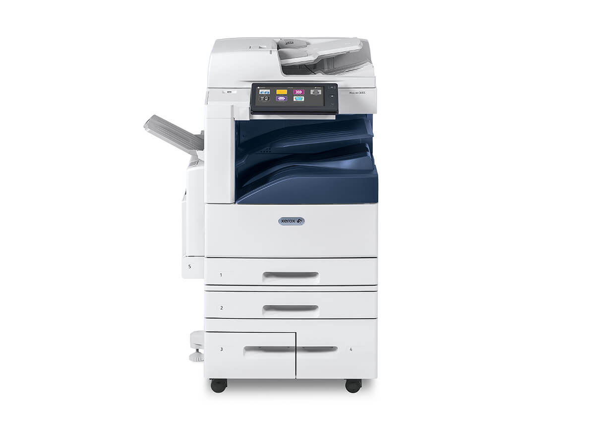 Xerox® ConnectKey® Technology enabled smart, secure and connected Workplace Assistant