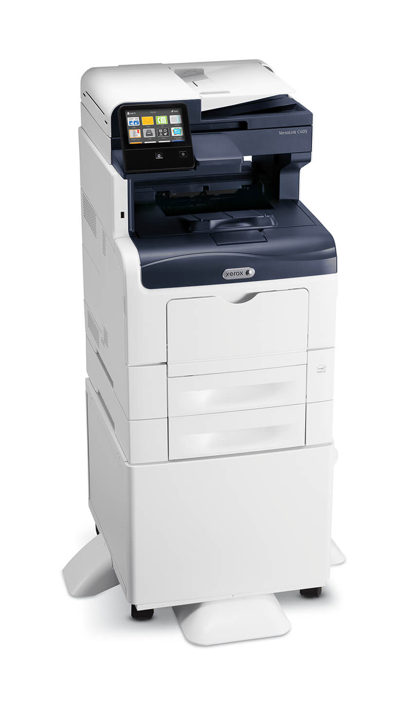 Revolutionary productivity from the new benchmark in multifunction printers