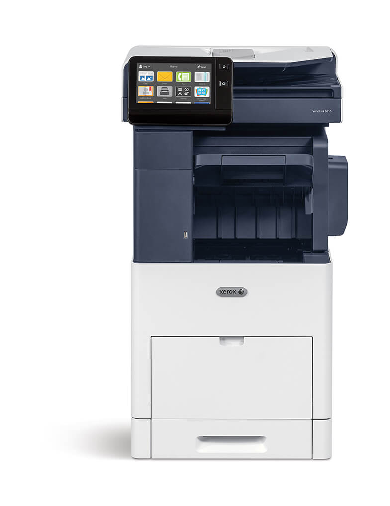Xerox® ConnectKey® technology enabled smart Workplace Assistant.