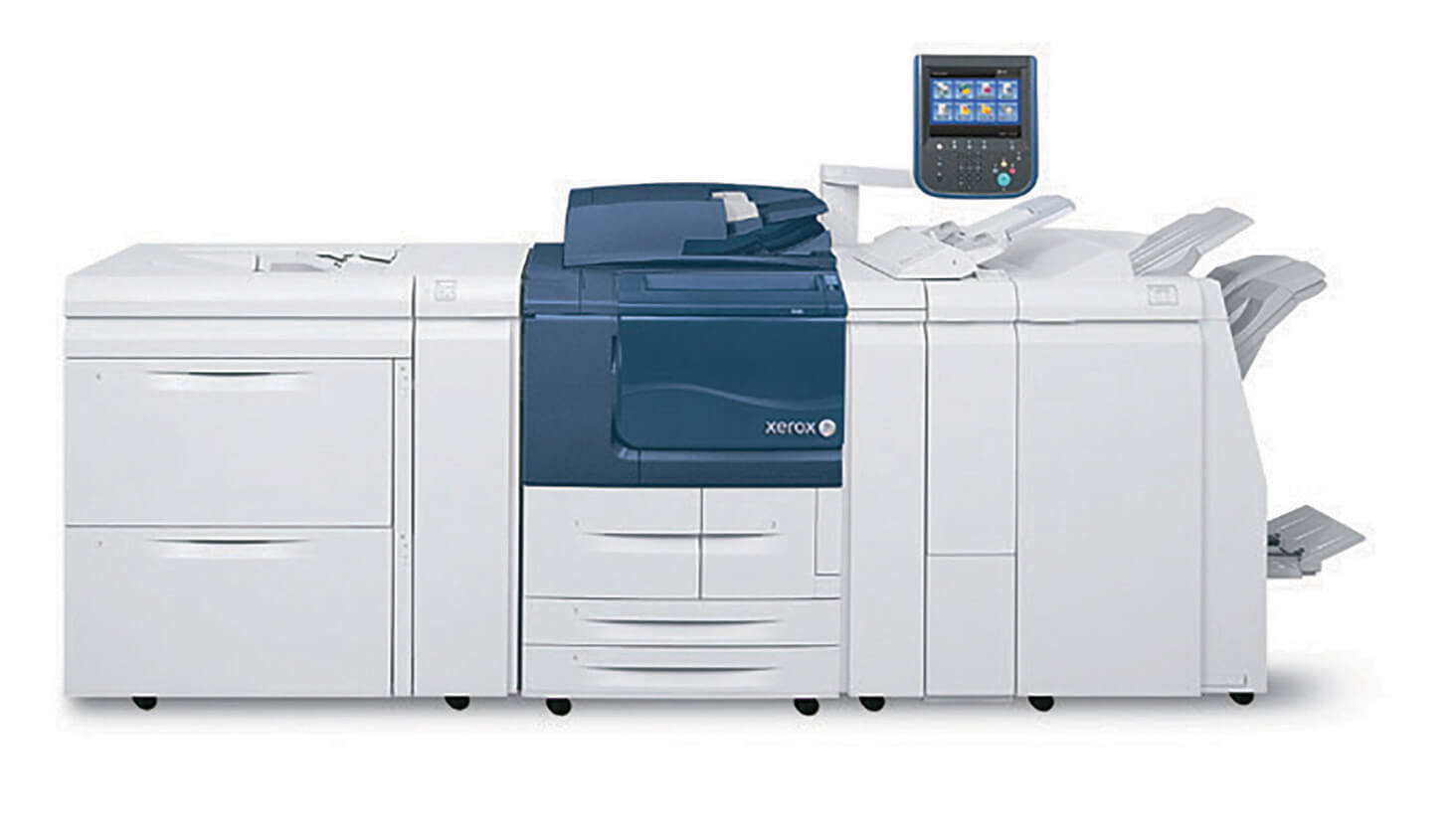 The power to print more, faster, and for less.
