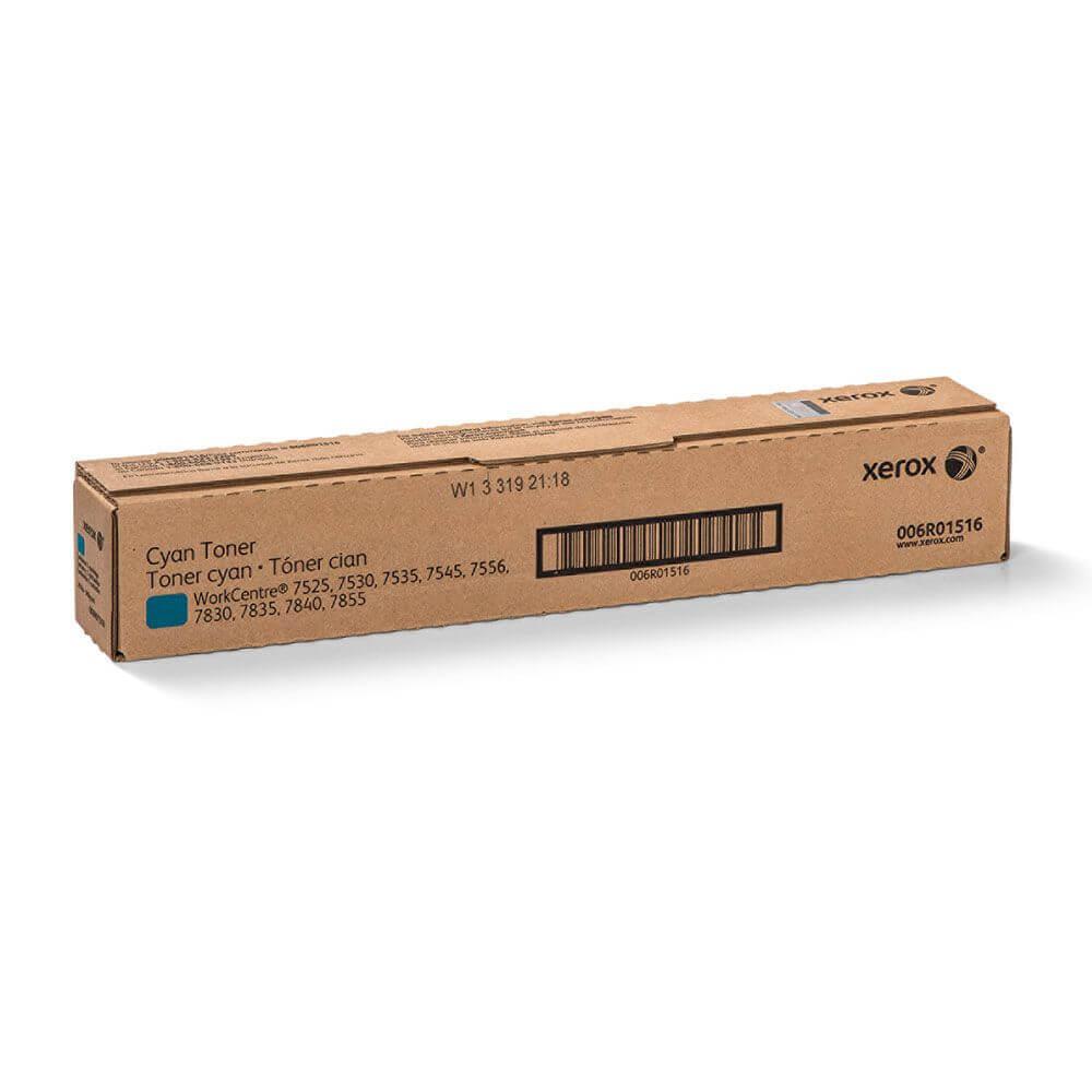 Cyan Toner Cartridge - WorkCentre 7500, 7800, 7800i Series, 7970/7970i, EC7836/EC7856