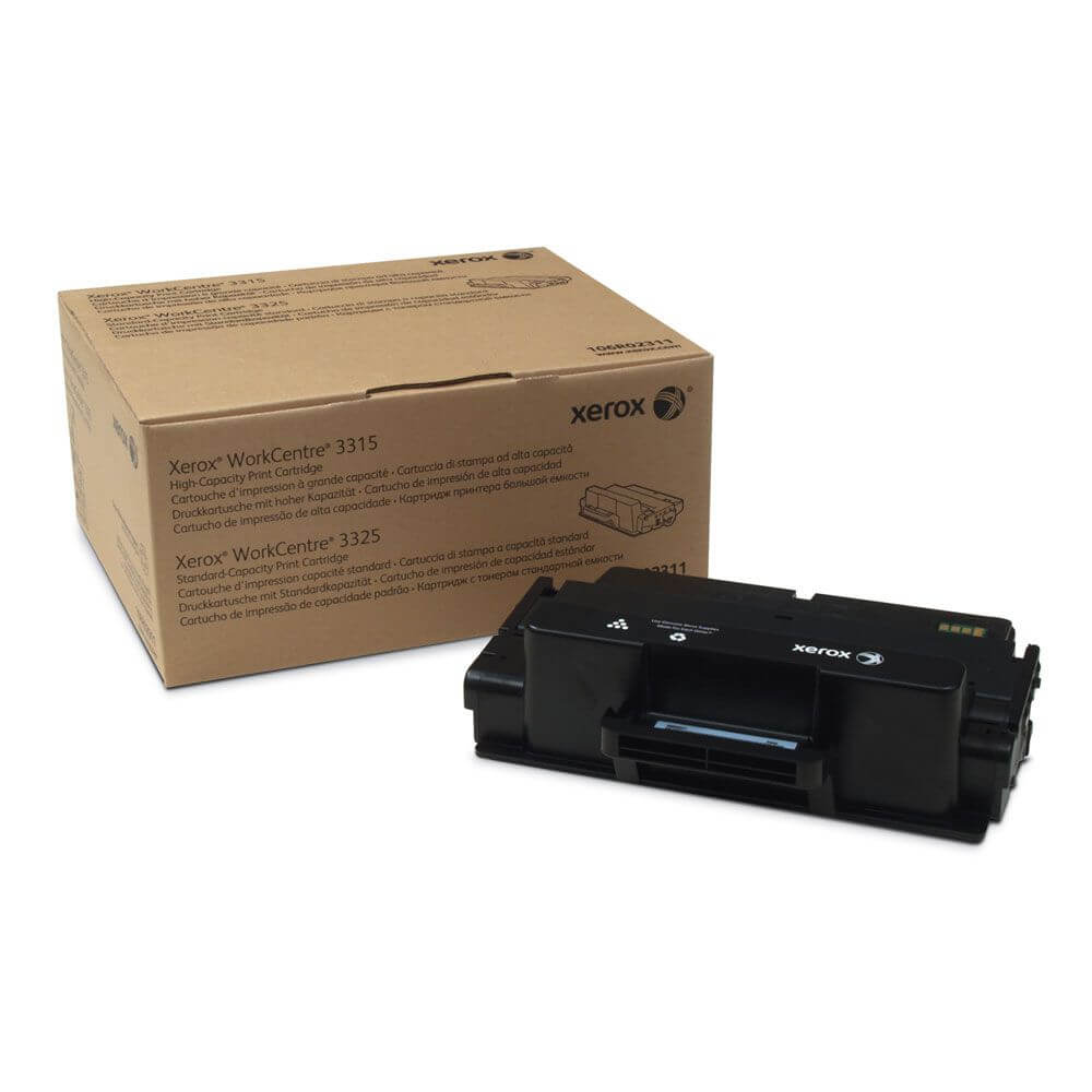 WorkCentre 3315/3325 High Capacity Black Toner Cartridge
