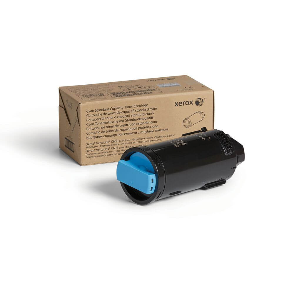 VersaLink C600/C605 Cyan Standard Capacity Toner Cartridge