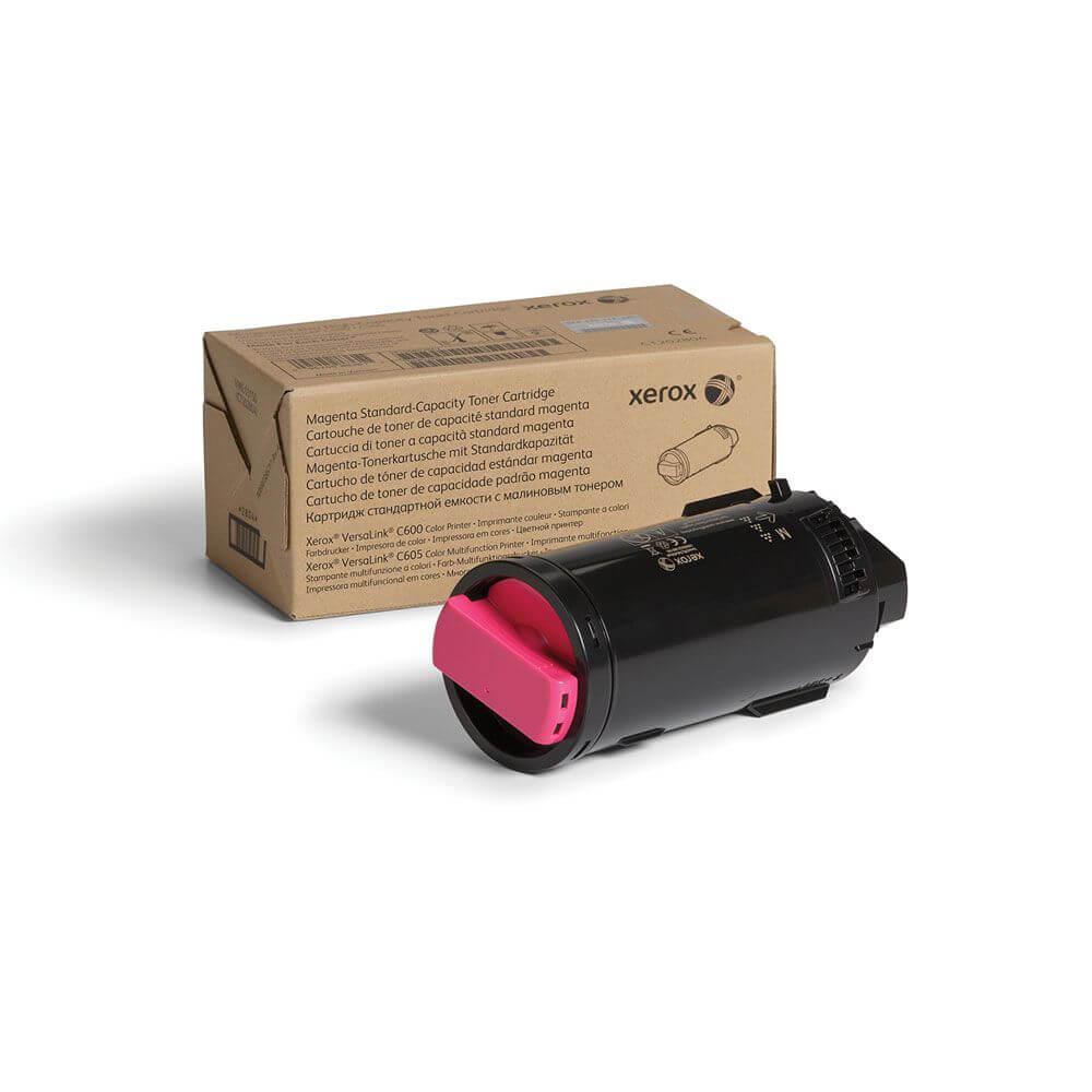 VersaLink C600/C605 Magenta Standard Capacity Toner Cartridge
