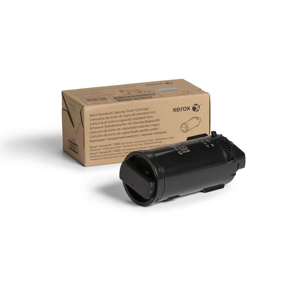 VersaLink C600/C605 Black Standard Capacity Toner Cartridge