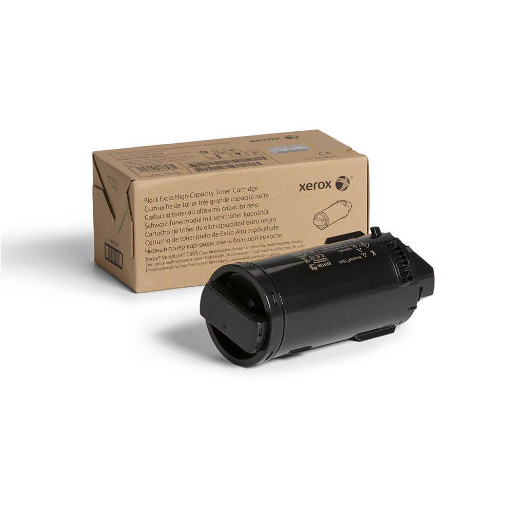 VersaLink C605 Black Extra High Capacity Toner Cartridge