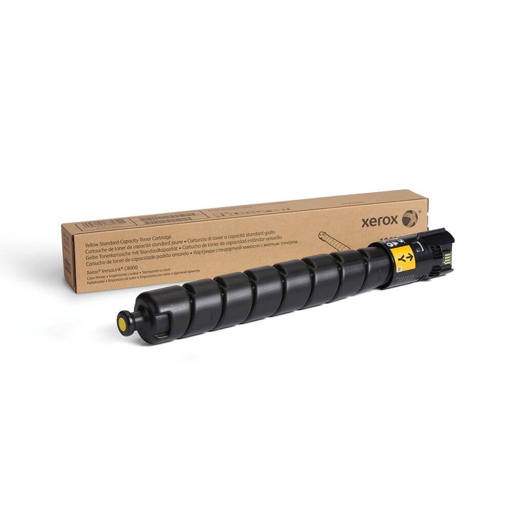 VersaLink C8000 Yellow Standard Capacity Toner Cartridge