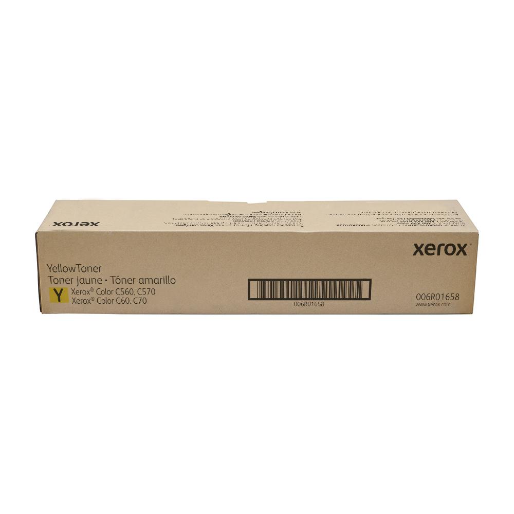 Xerox Color C60/C70 Yellow Toner Cartridge