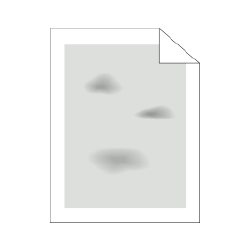 Mottled Output Example