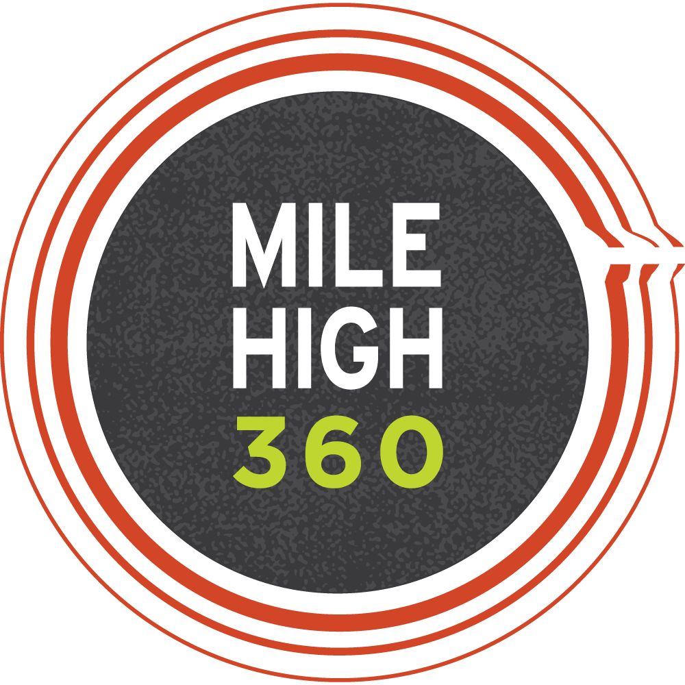 Mile High 360 Logo