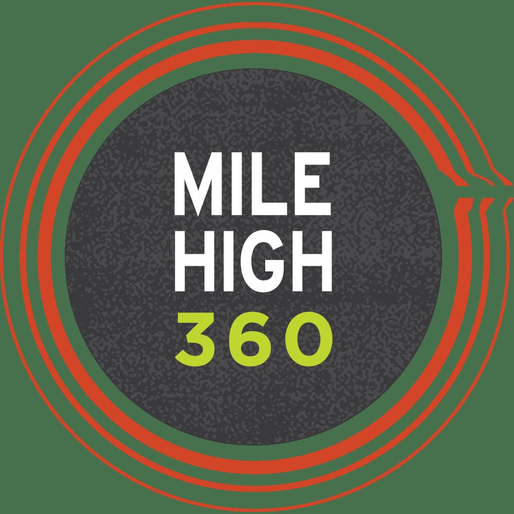 Mile High 360 Logo