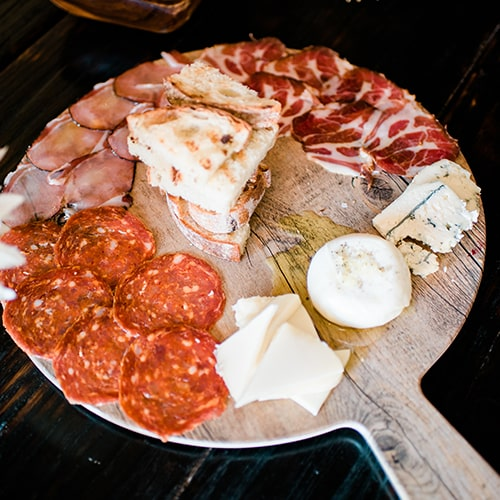 Chef's Meat & Cheese Board