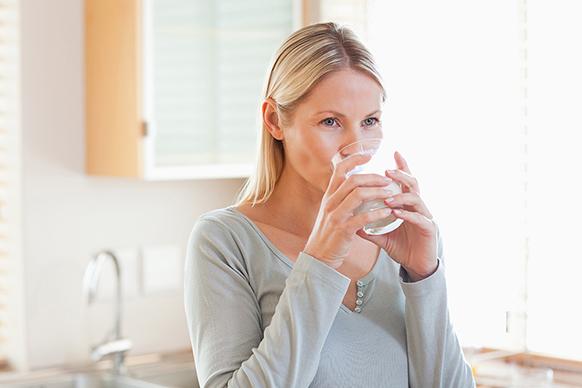 Kraantjeswater is gezonder