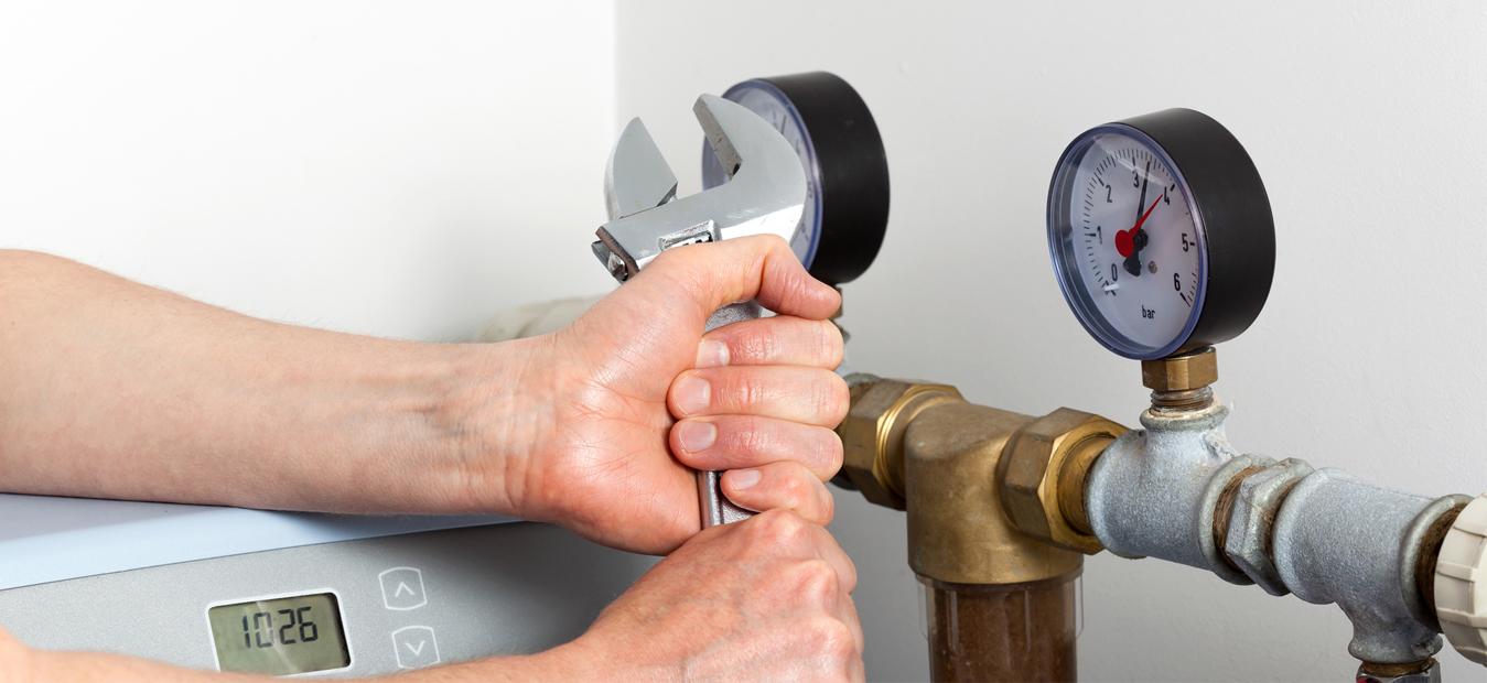 Waterontharder onderhoud