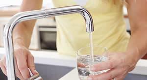 Gezond, mineraalrijk water
