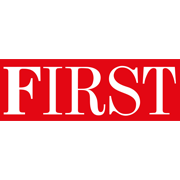 Logo for FIRST Magazine