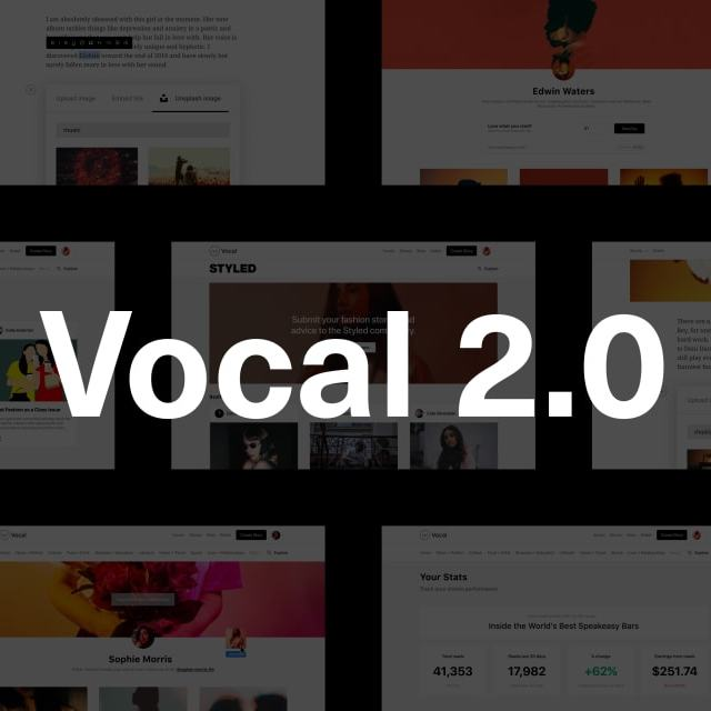 Jerrick Releases Vocal 2.0