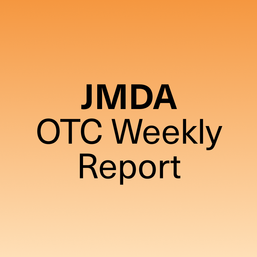 OTC Weekly Report - JMDA (12/02/19 - 12/06/19)