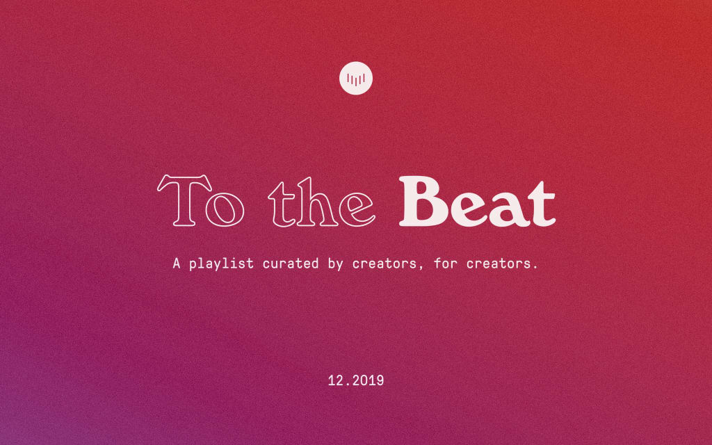 To the Beat: December 2019