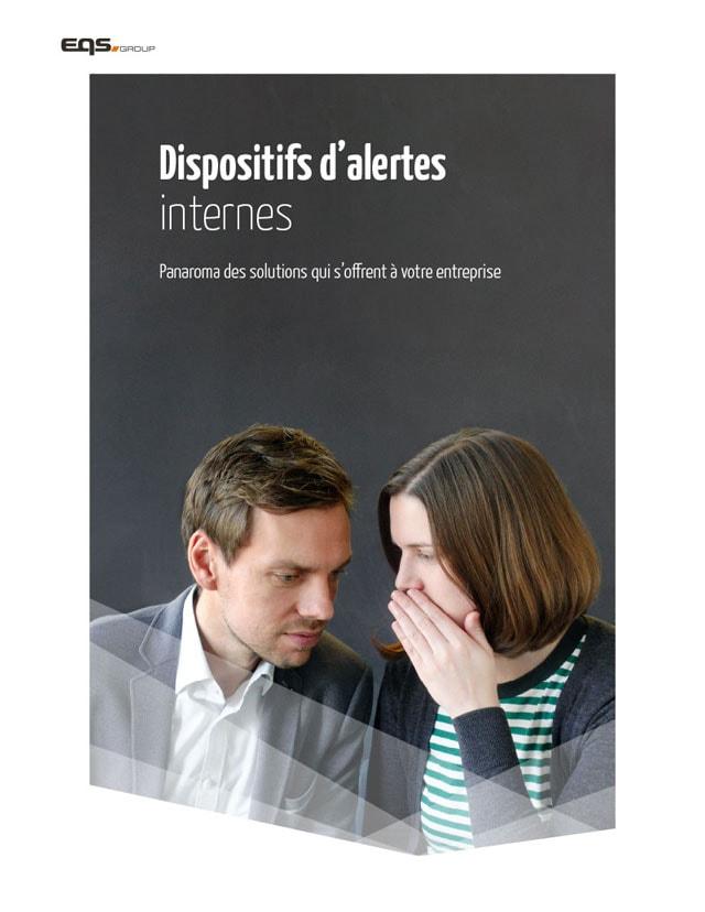 Livre blanc : Dispositifs d'alertes internes : Panorama des solutions qui s'offrent aux entreprises