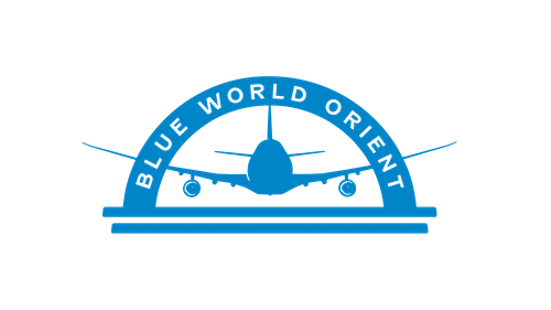 Blue World Orient Logo