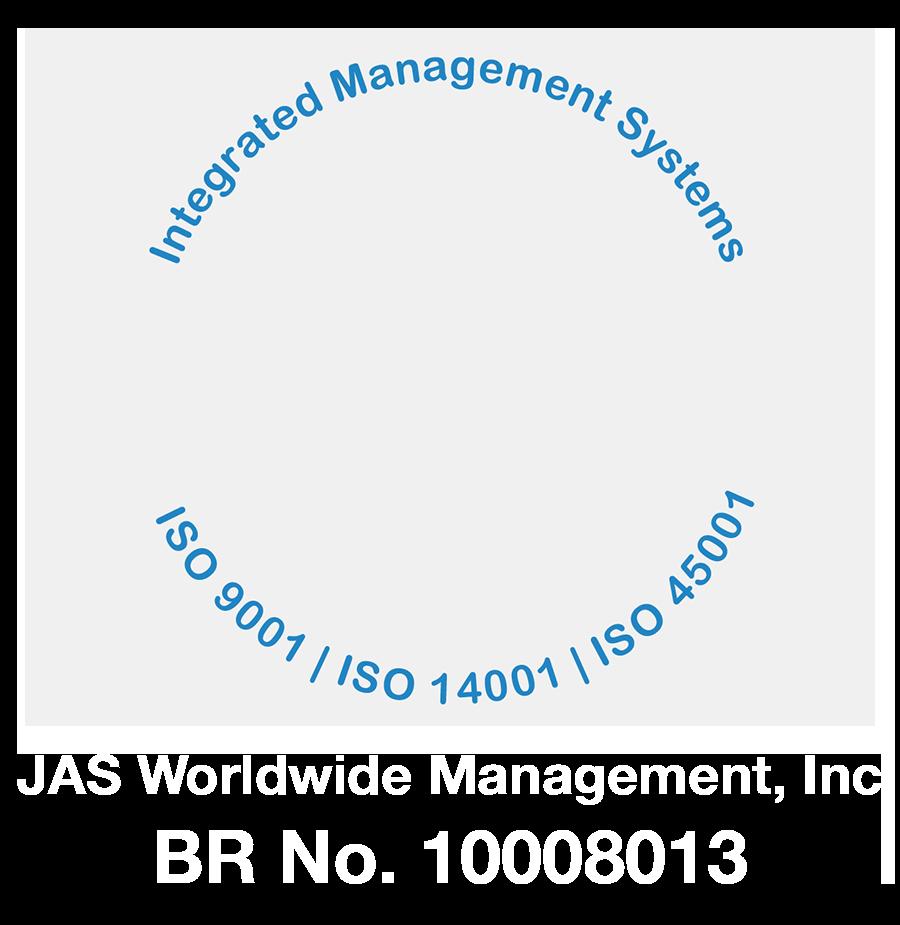 DQS ISO Certification Logo