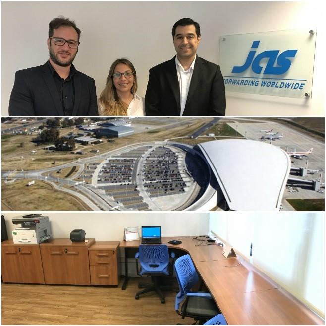JAS Uruguay New Office