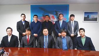 Korea sales team