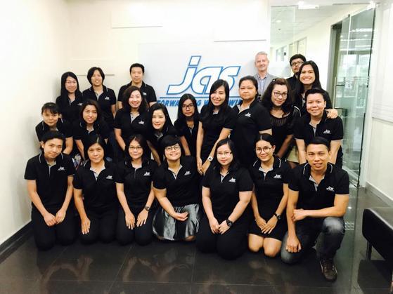 JAS Thailand Team