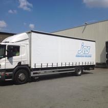JAS truck