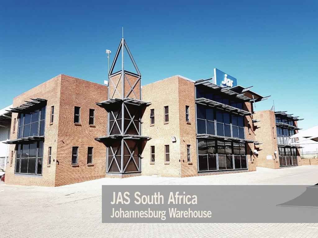 Johannesburg warehouse