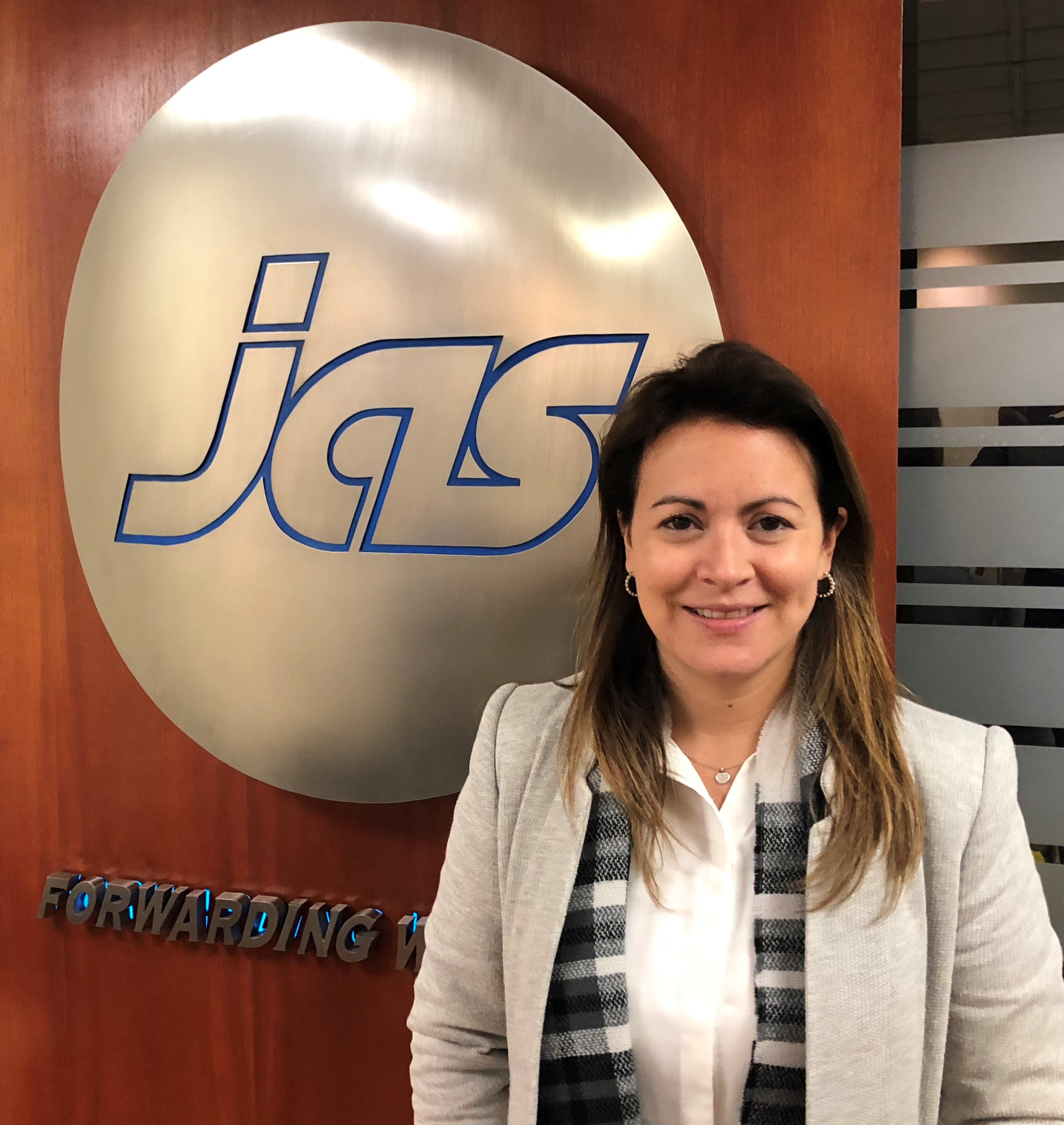 Carolina Matamala, JAS Chile Sales Manager