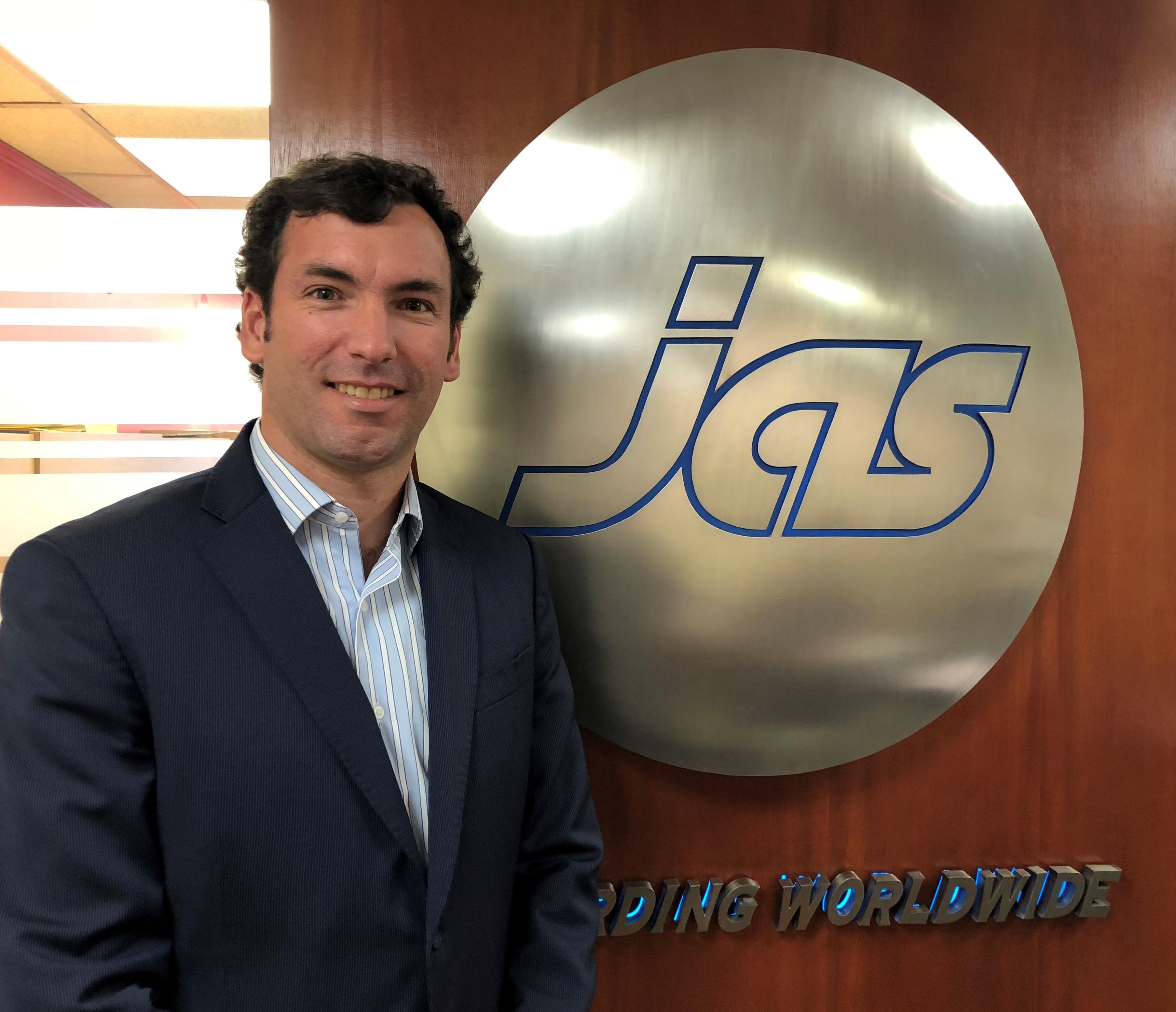 Rodrigo Bustos, JAS Chile Managing Director