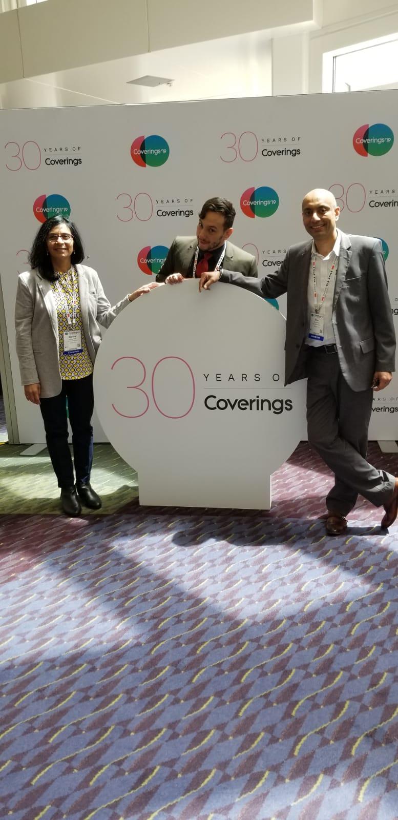 Rishma Patel, Manoel Versolato, & Arun Nikkan