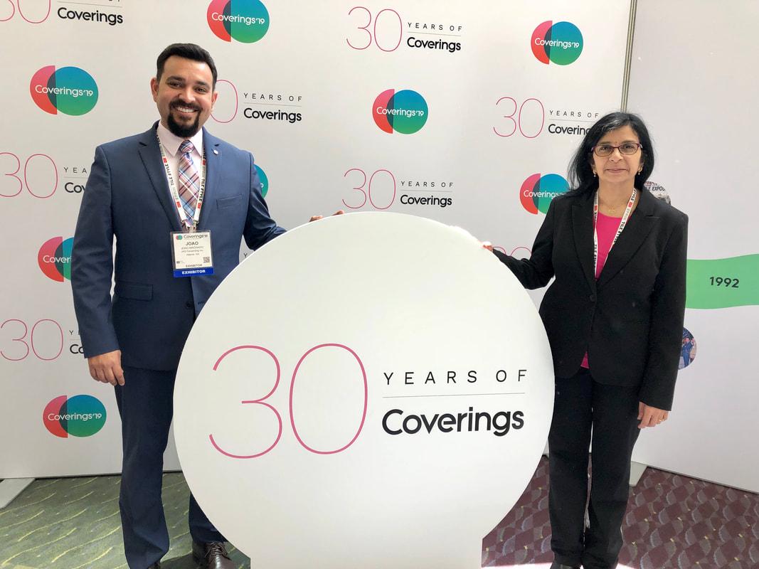 Joao Machado & Rishma Patel