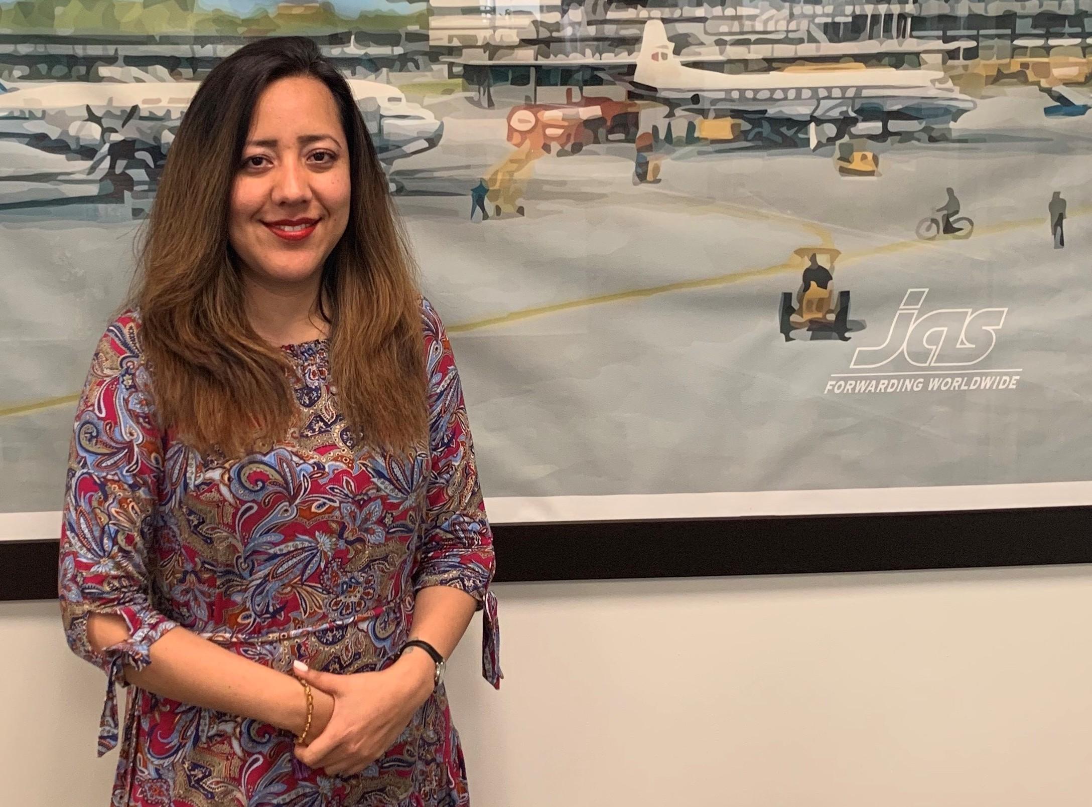 Martha Jazmin JAS Automotive National Account Manager