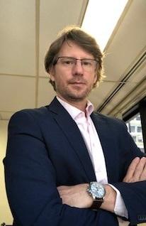 Marcus Harwardt, JAS Brazil Sales & Marketing Director