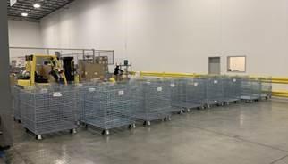 Cargo organization
