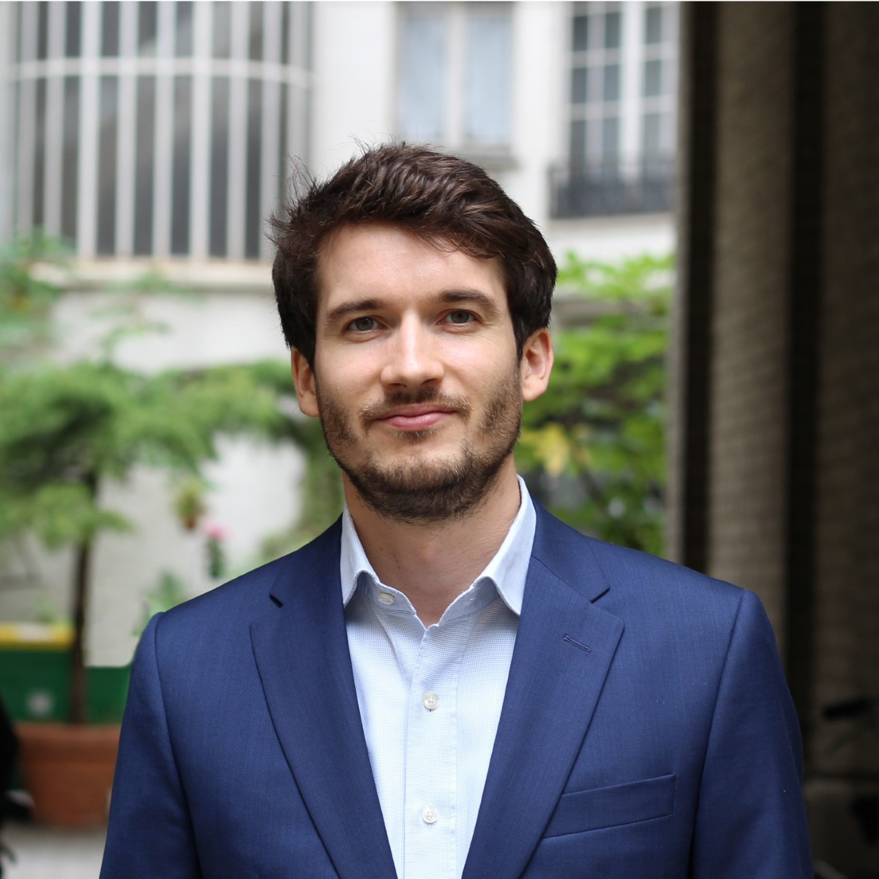 Stanislas Doutriaux - JAS France Sales Manager