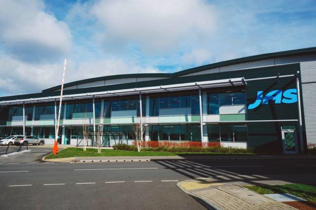 JAS UK Facility at Heathrow