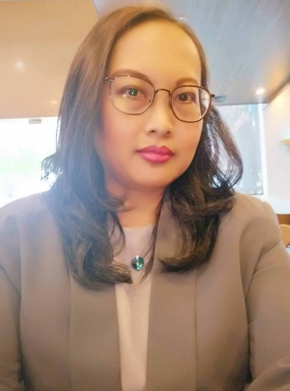 Novi Indrayanti, Ocean Freight Manager for JAS Indonesia