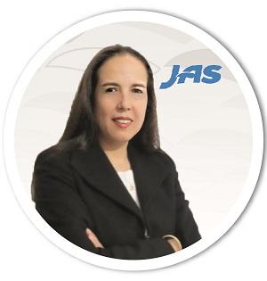 Tatiana Flores, JAS Peru Customs Broker Manager