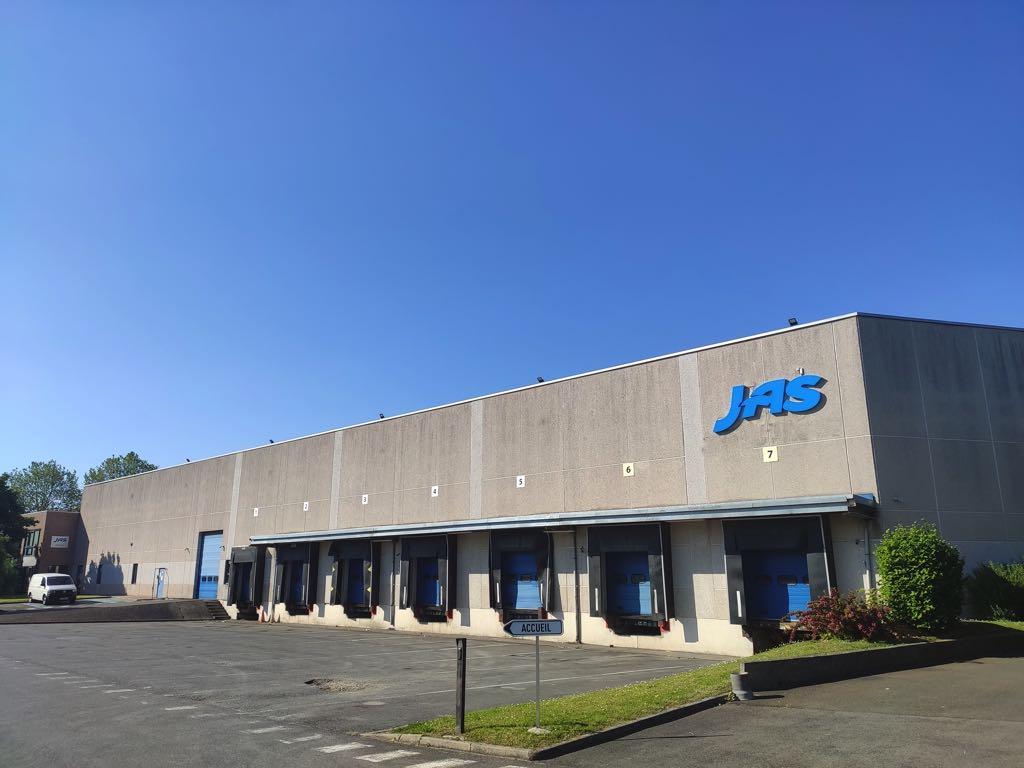 JAS France Warehouse