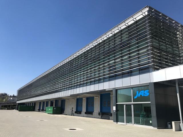 JAS Switzerland office