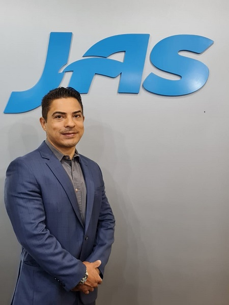 Cleber Oliveira, JAS LATAM Director of Ocean Consolidation Services