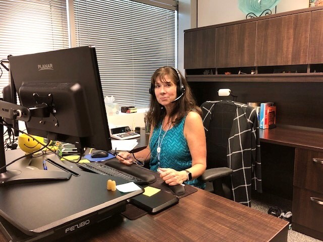 Margaret Nieuwhof – Branch Manager Seattle, May 2021