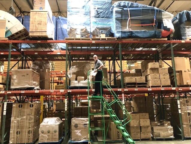 Troy Mc Mahon - Warehouse Distribution Specialist, May 2021