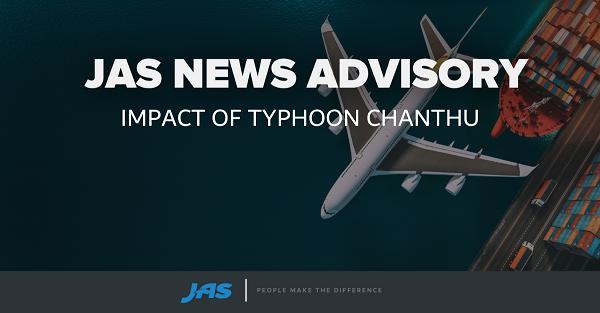 Typhoon Chanthu - JAS Advisory