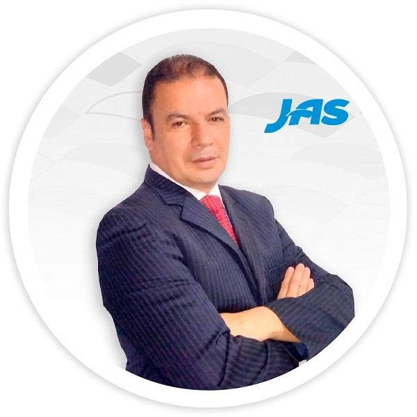 Mauricio Zambrano, National Account Manager, Pharma & Healthcare, JAS Colombia